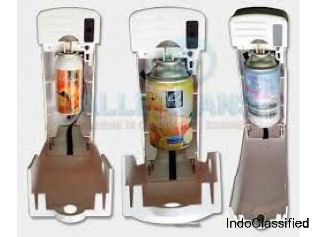 Perfume Dispenser,  Air Freshening Machine, Room Spray.... kallerians