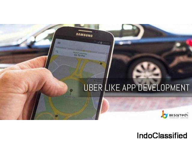 Looking For Taxi Booking App Development Company in Delhi
