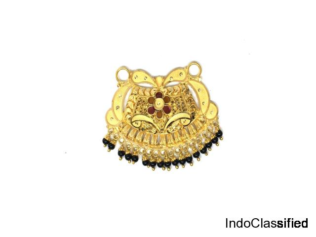 Buy gold mangalsutra online