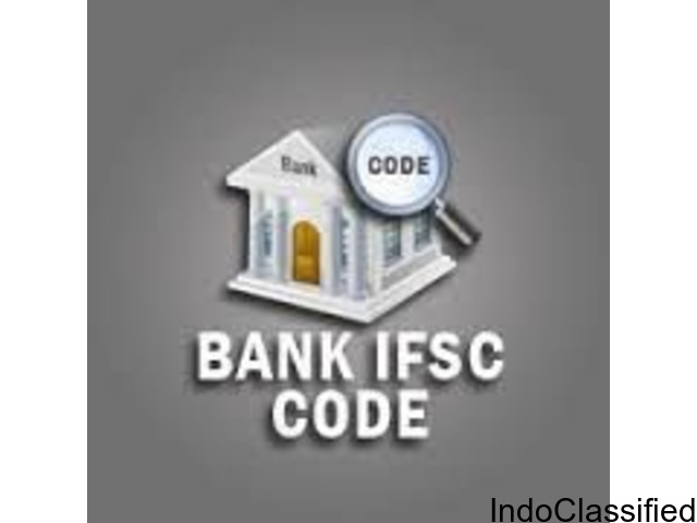 Find or Search IFSC codes by Branch, Address or Locality of Bank in India