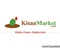 Kisan Market-Online Agricultural trade in India | Agricultural Equipment