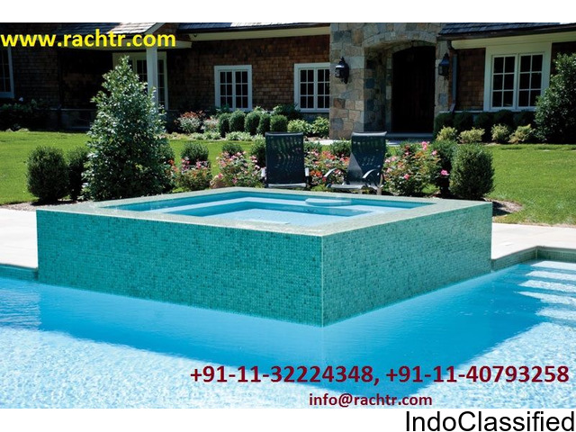 Glass Mosaic Tiles for Swimming Pools Waterline Tiles