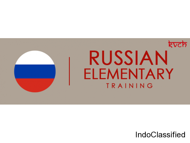 THE BEST RUSSIAN ELEMENTARY TRAINING IN NOIDA