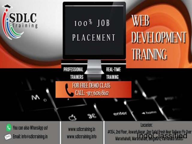 Web Development Training in Marathahalli Bangalore