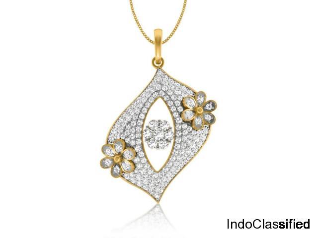 Buy platinum pendant