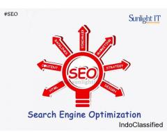 Now avail reliable SEO Services in Hyderabad with sunlight IT