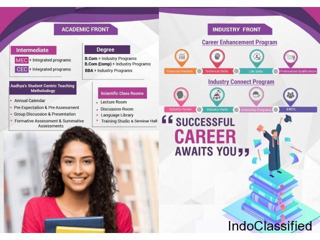 best junior colleges in A. S. Rao Nagar