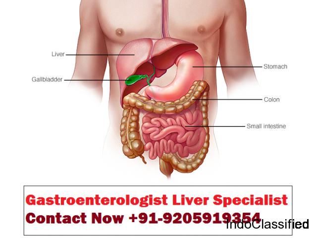 Gastroenterologist liver specialist in  ITI deoria | +91-9205919354