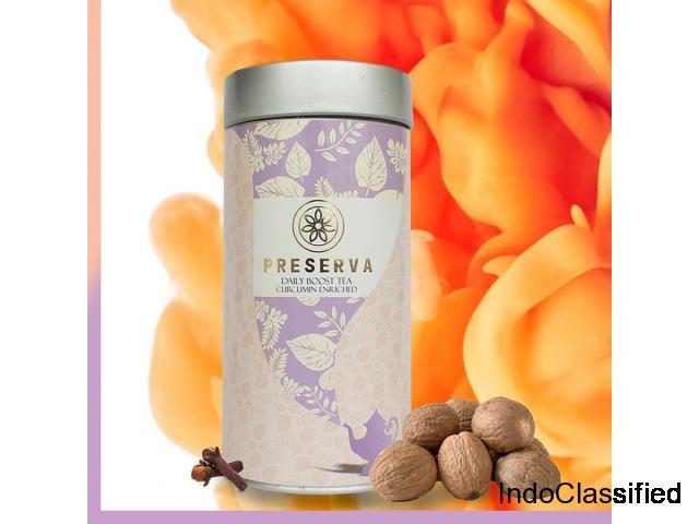 Daily Boost Tea - Curcumin Tea & Herbal Infusion