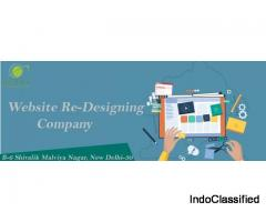 Top Redesigning Website Services Offering MCM Infotech.