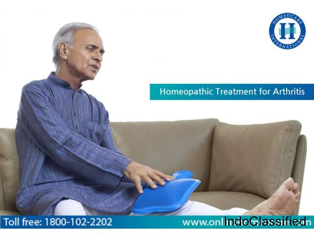 Solve Arthritis Problem With Homeopathy
