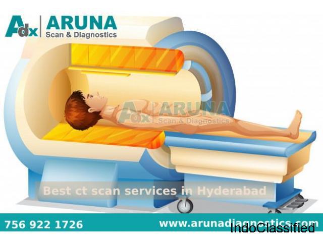 Best CT scan services in Hyderabad
