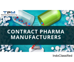 Top 3rd party pharma manufacturing company