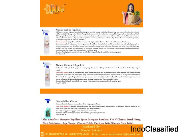 Pest Control Spray & other Products