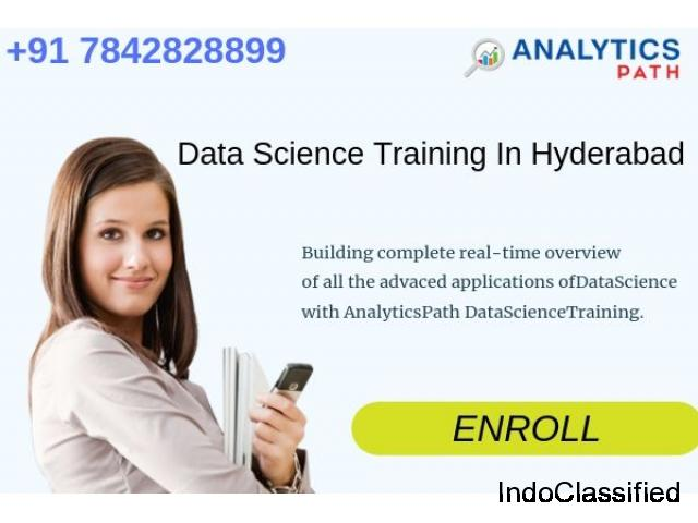 Enrolling For Analytics Path Data Science Training In Hyderabad.