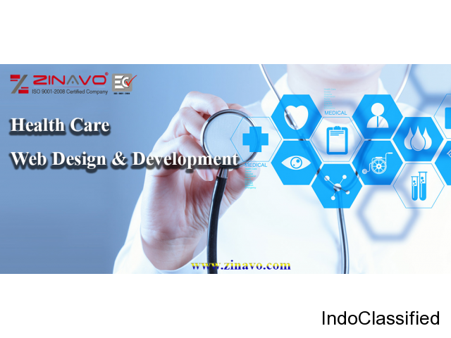 Healthcare webdesign and development