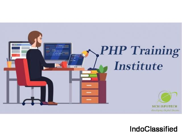 PHP Training Institute in Delhi | MCM Infotech