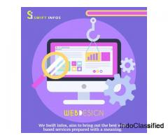 Swift Infos web developing company in thrissur