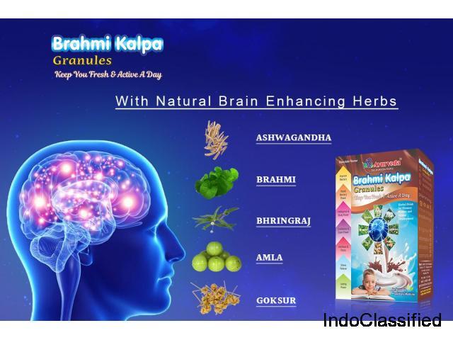 Buy Brahmi Kalpa Granules for Memory Booster