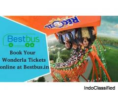 Wonderla Online Transportation and Entry Ticket Booking Available at Bestbus.in
