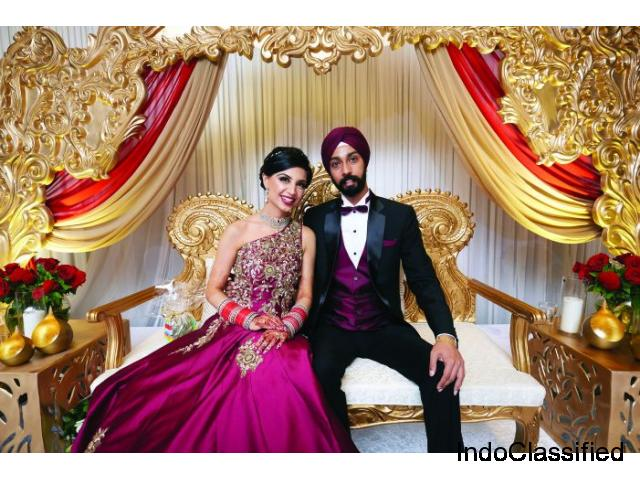 Wedding Photographer in Chandigarh
