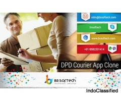 Courier Delivery App Development Company - BR Softech