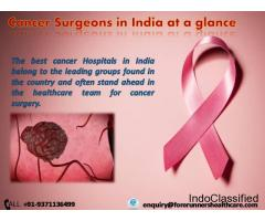 Best Cancer Surgery and Surgeon Hospitals in Delhi