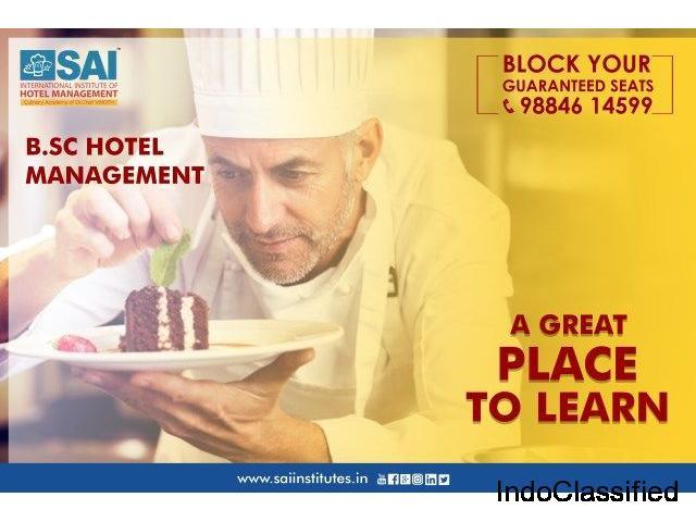 Hotel Management Institute in Chennai