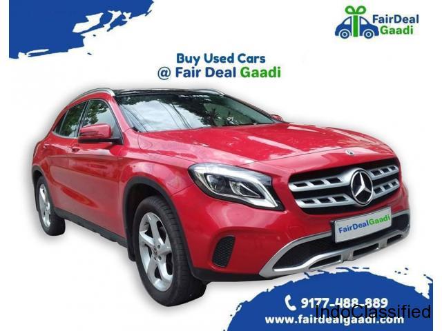 Buy used car in Hyderabad