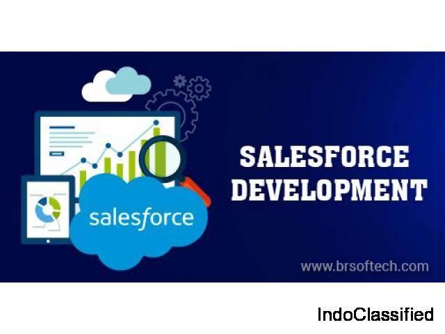 SalesForce Development Services | Salesforce Development Company - BR Softech