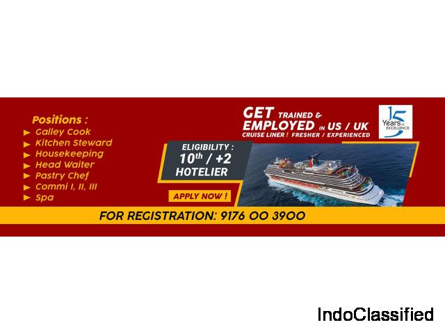 Cruise Line Training in Chennai