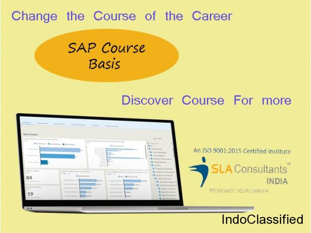 Contact us to learn SAP Fico Training Course in Delhi