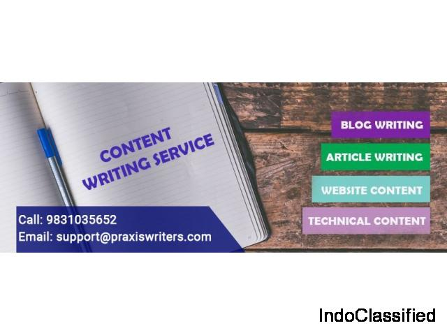 Best Content Writing Services in Kolkata
