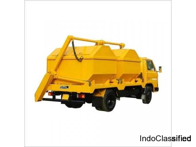 Twin Bin Dumper Tenders - Asian Tender