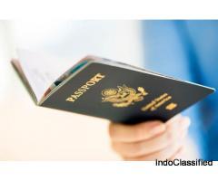Work permit visa Abroad