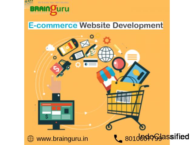 E-commerce development company in India, Maharashtra | Brainguru technologies