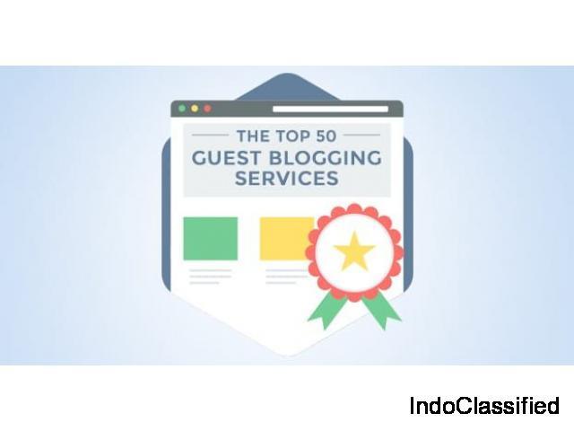 Best Guest Blogging Services in Chandigarh