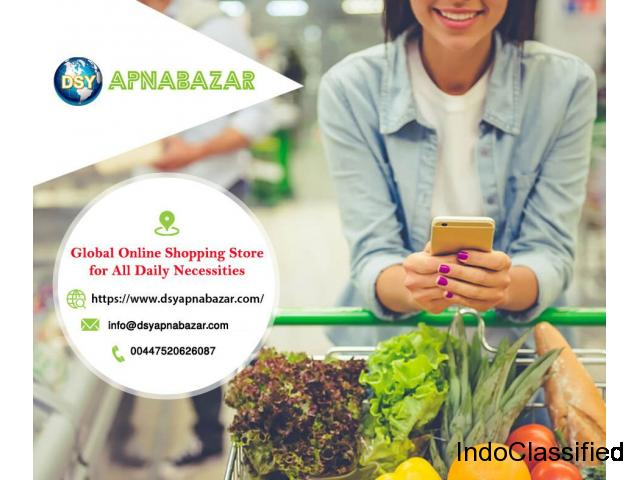 Best Online Shopping Store for Cloths, Grocery and more