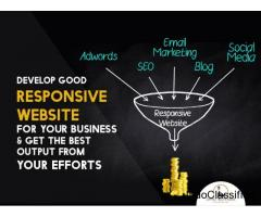 Develop Website for your Business in Low budget