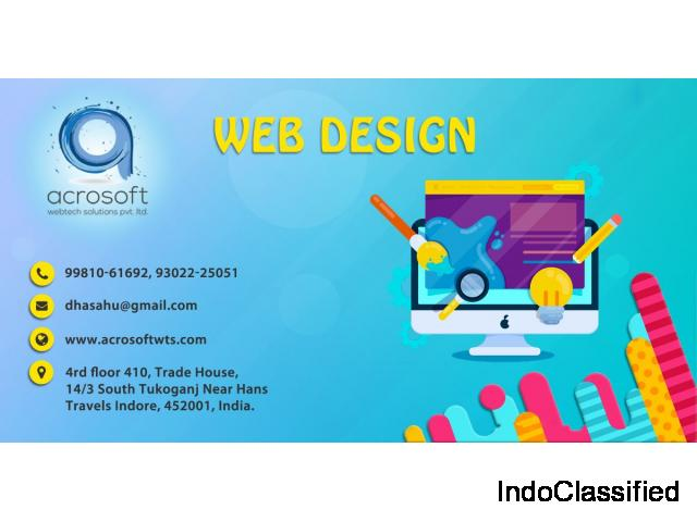How Can Find Affordable Web Design Company Indore