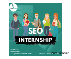 SEO Internship in Bhopal - Clone  Softech