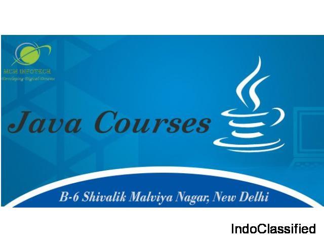 Java Classes in Delhi | MCM Infotech