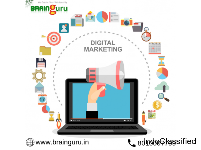 Social media marketing agencies | Brainguru Technologies