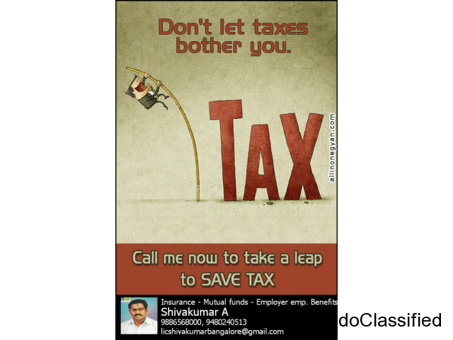 Buy Best LIC Tax Saving Plans in Bangalore