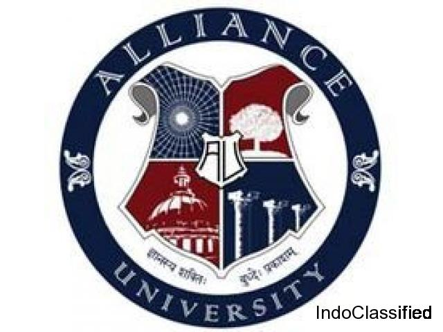 DIRECT ADMISSION IN ALLIANCE UNIVERSITY UNDER MANAGEMENT QUOTA