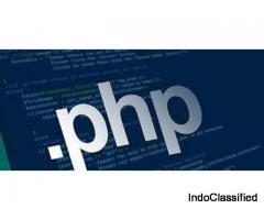 PHP has to do with site learn how to know..