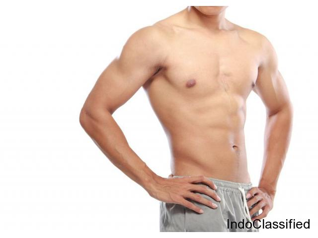 Male breast reduction surgery cost in India