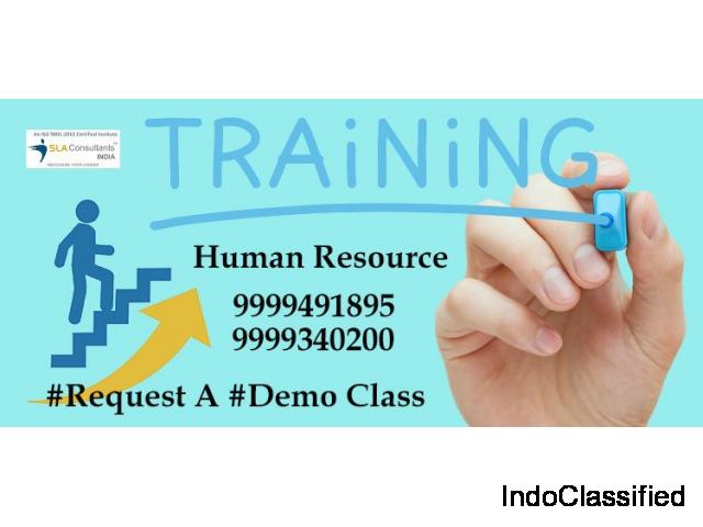 Find the Top HR Training Course in Delhi to Get Placed at Reputed Position