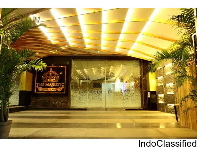 Best Hotel in Rajarhat Kolkata: The Majestic suites