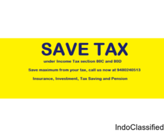 LIC TAX SAVING POLICY - 9480240513